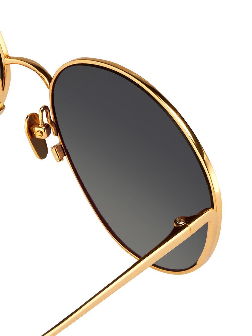 Metallic C4 Eye Sunglasses Farrow 508 In Cat Lyst Linda qx6Bwx8