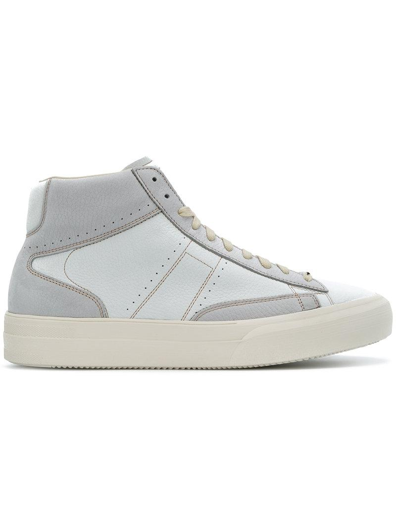colour-block hi-top sneakers - Multicolour Maison Martin Margiela Footlocker Finishline Amazing Price Cheap Price Discount Wide Range Of For Cheap Cheap Online 2018 New For Sale B2Ay9D