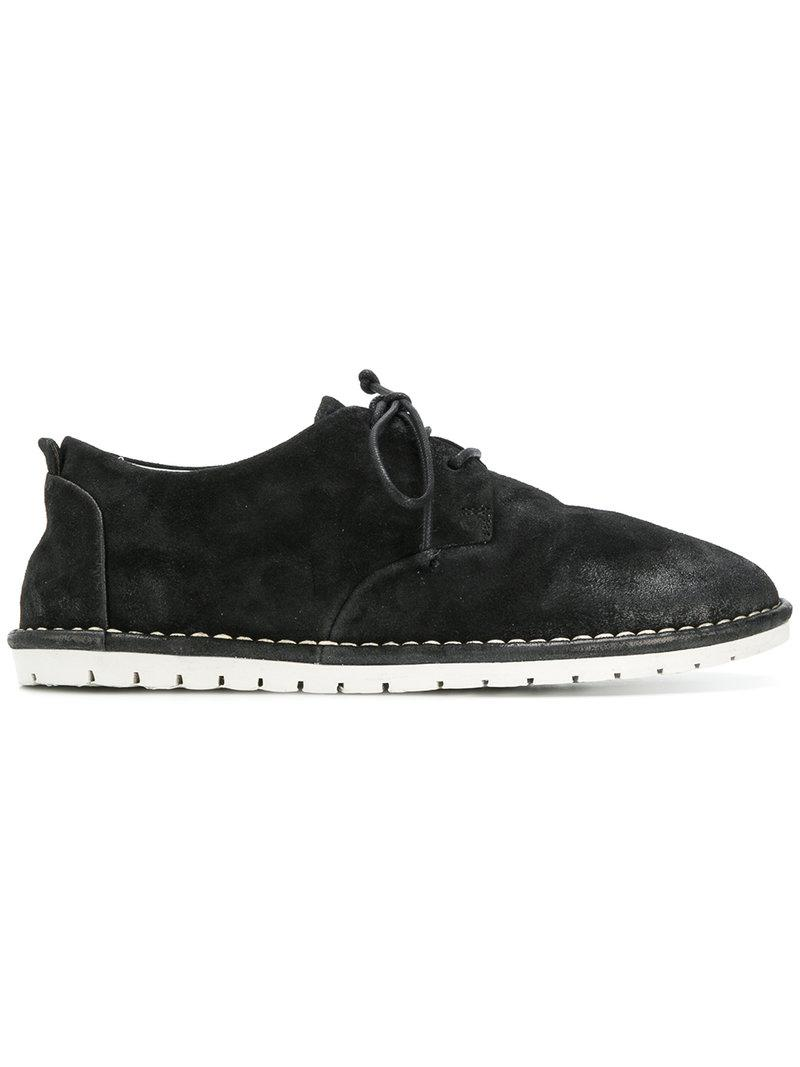 MARSèLL Contrast sole Derby shoes xXuCuQH