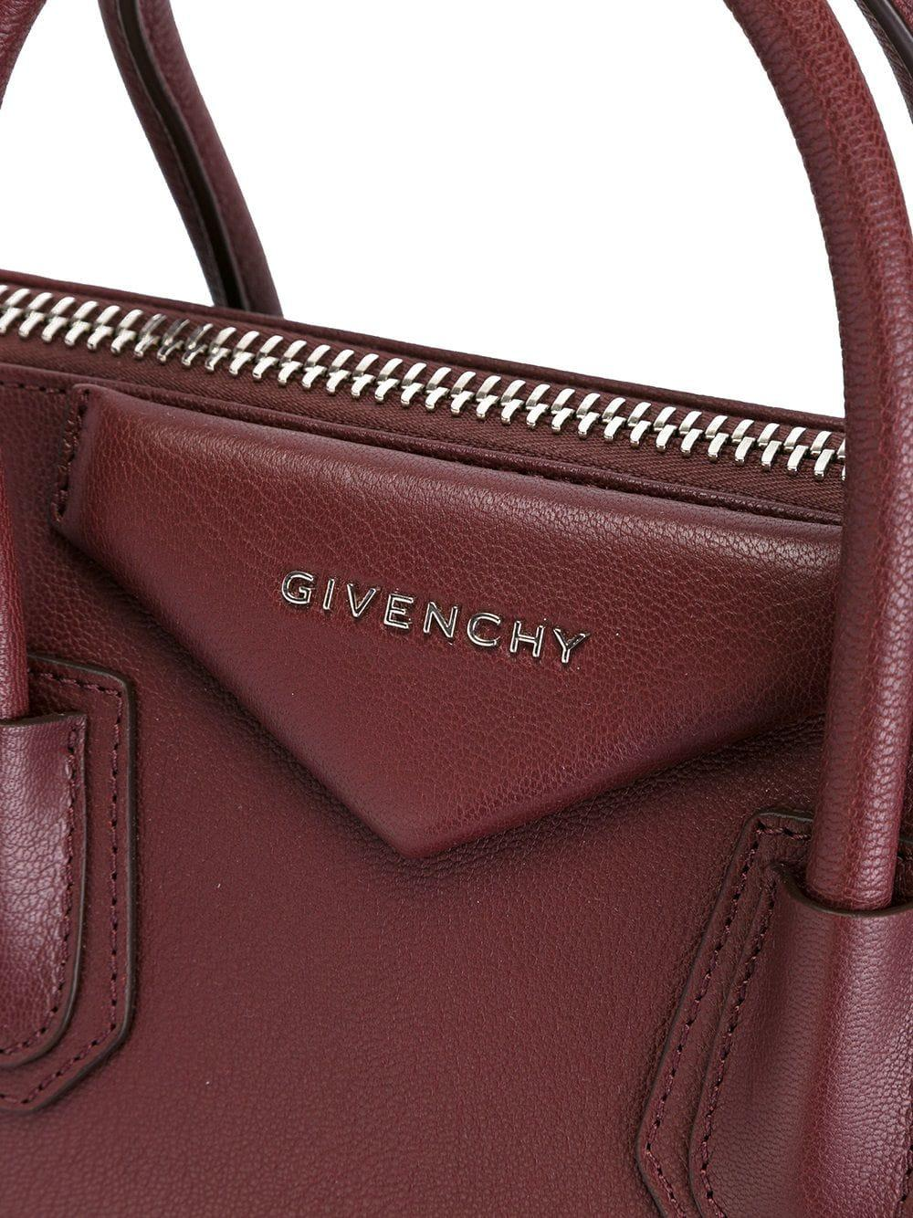 9d09ebccc513 Givenchy - Pink Small Antigona Tote - Lyst. View fullscreen