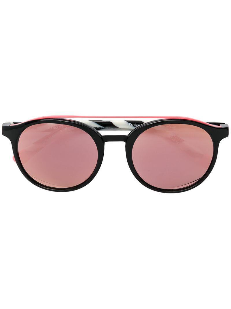 fc61ca83d77 Etnia Barcelona Africa Sunglasses in Black - Lyst