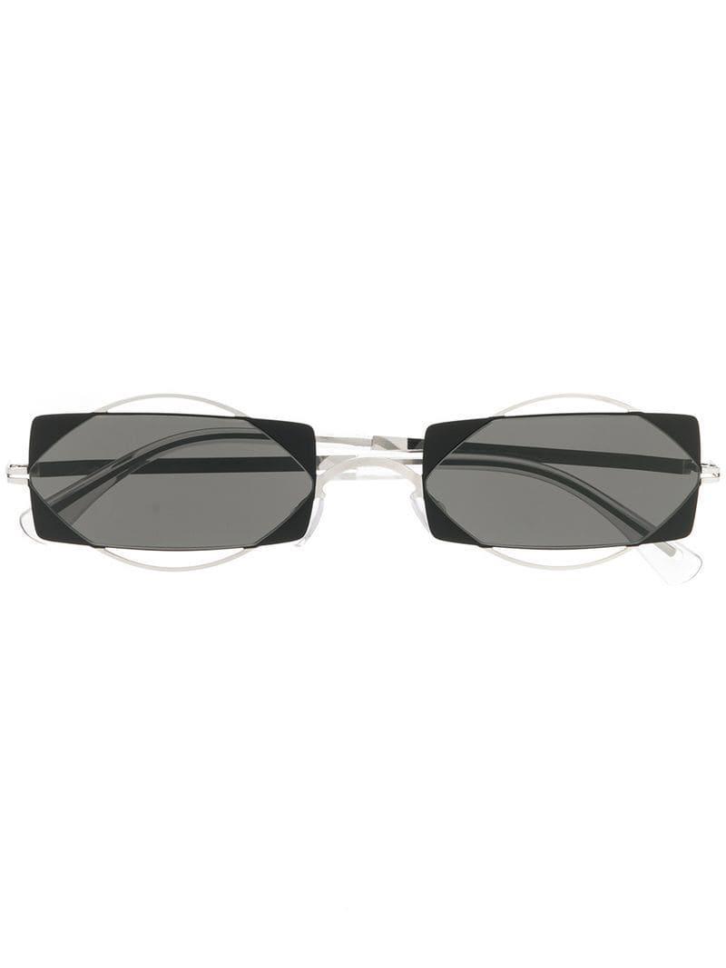 91c8d14e010 Mykita X Damir Doma Charlotte Sunglasses in Metallic - Lyst