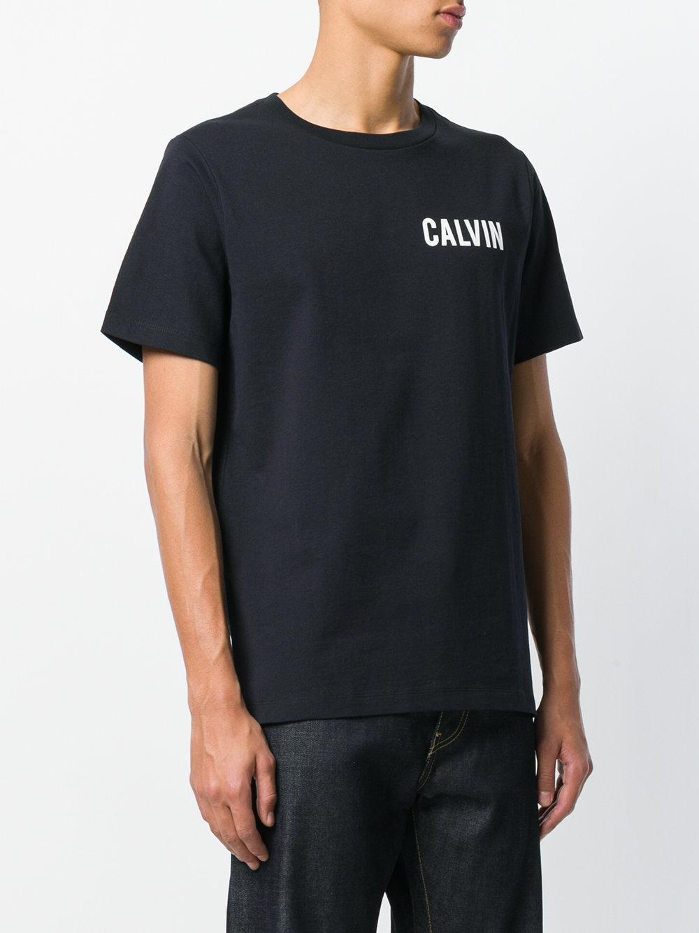 e6b39991 Calvin Klein Hardcore T-shirt in Black for Men - Lyst