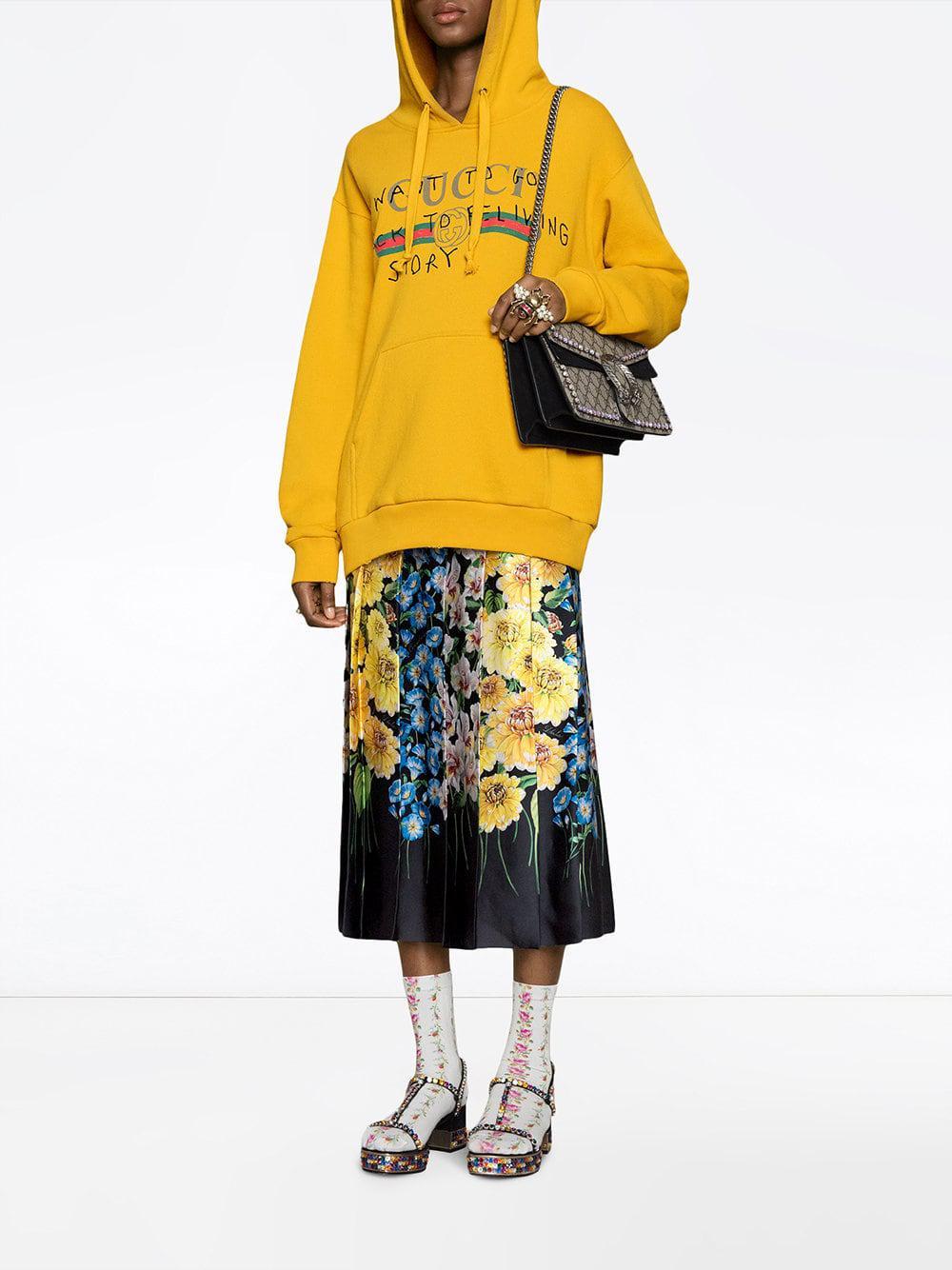 c79a580c1ad Gucci Dionysus GG Supreme Shoulder Bag - Save 21% - Lyst