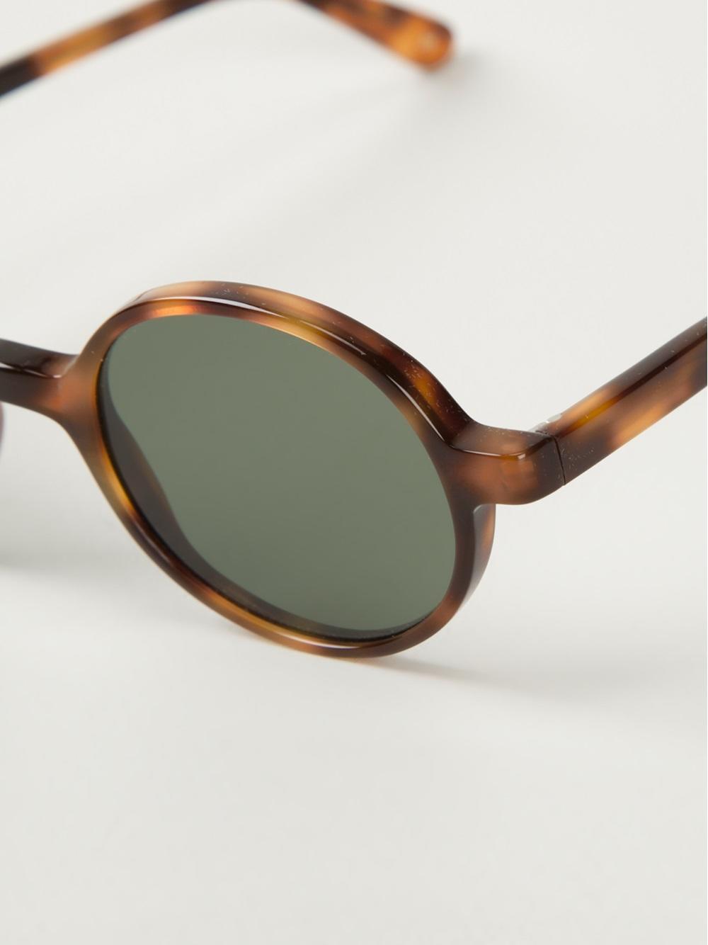 f5d4c766de5 Lgr  reunion 02  Sunglasses in Brown - Lyst