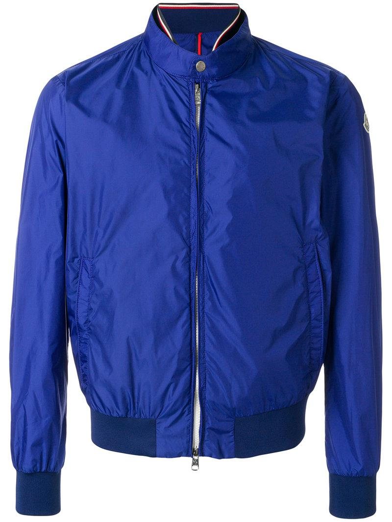 5efd5d926 Moncler Miroir Jacket in Blue for Men - Lyst
