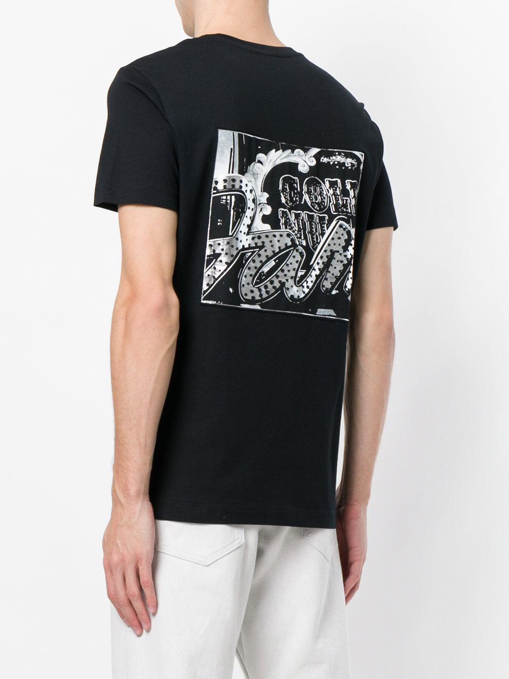 Outlet Store Cheap Online T-Diego-WF t-shirt - Black Diesel Geniue Stockist Choice Cheap Price Fashionable Factory Outlet Sale Online AZSYt