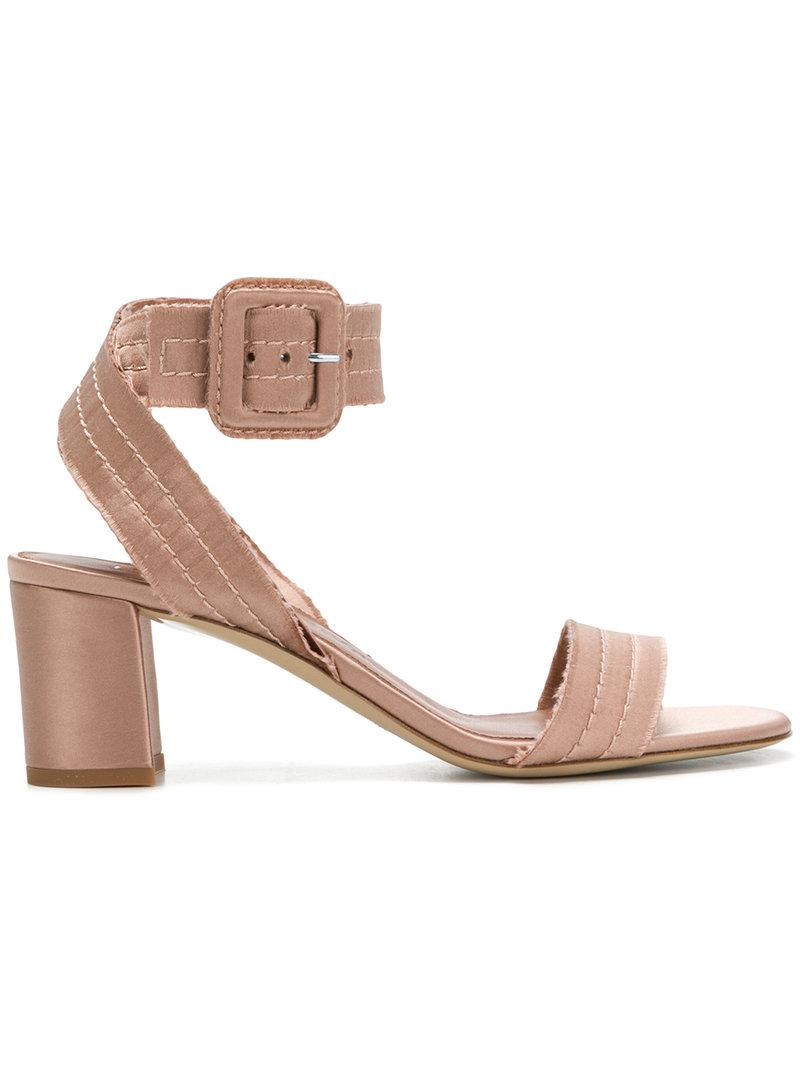 Pedro Garcia Quilted sandals sIu2zGQo0
