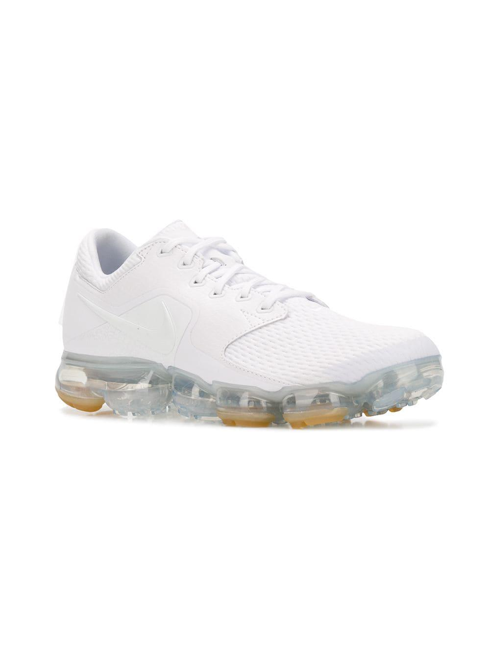 3111245f4ecb2 Nike Air Vapormax Sneakers in White for Men - Lyst