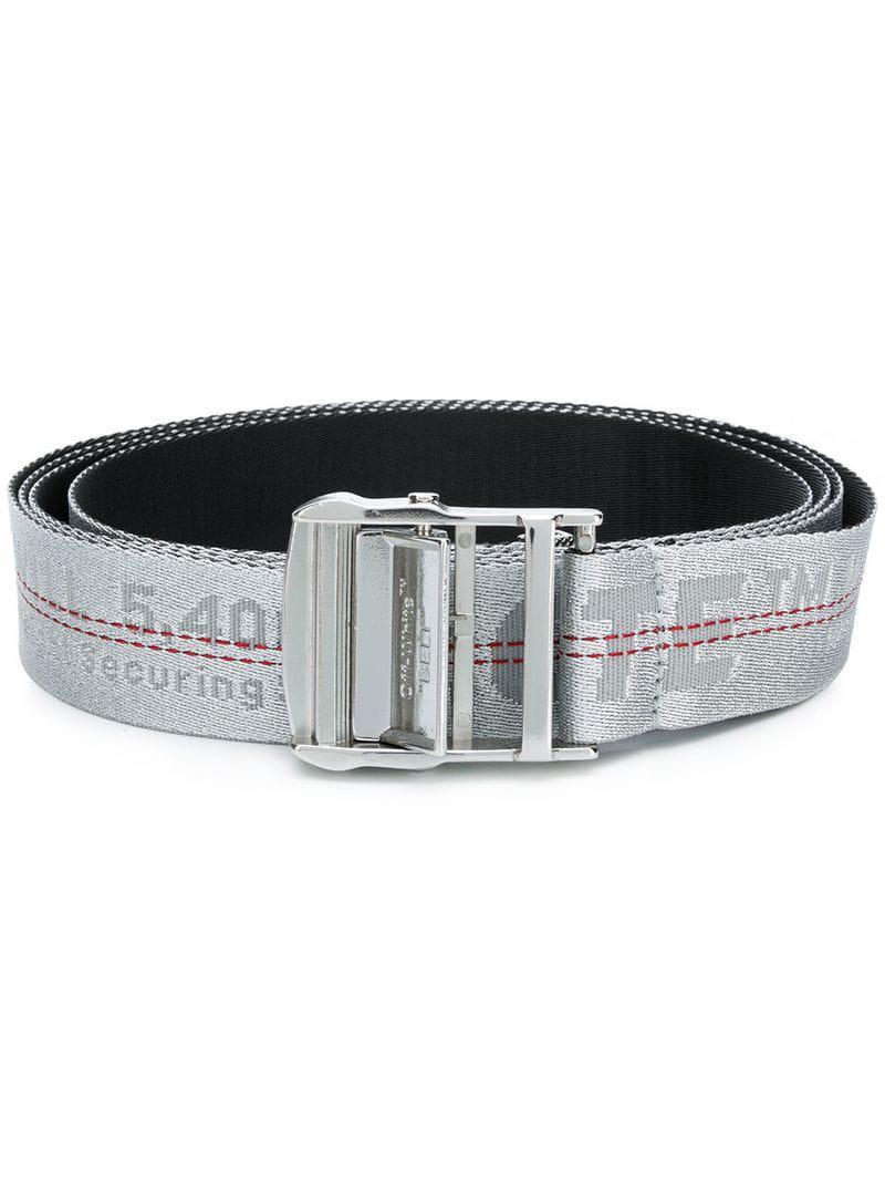 Lyst - Cinturón Industrial clásico Off-White c o Virgil Abloh de ... 6ecc0c094098