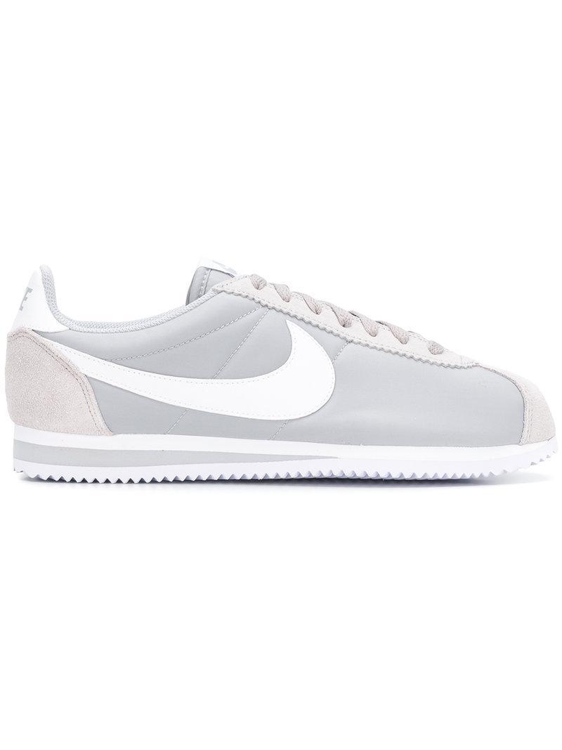 separation shoes d2154 a9d67 Nike. Men s Gray Classic Cortez Trainers