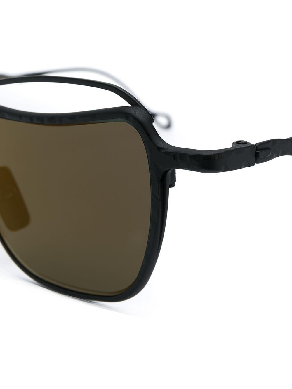 16a229c7eeb Kuboraum - Black Square Tinted Sunglasses for Men - Lyst. View fullscreen