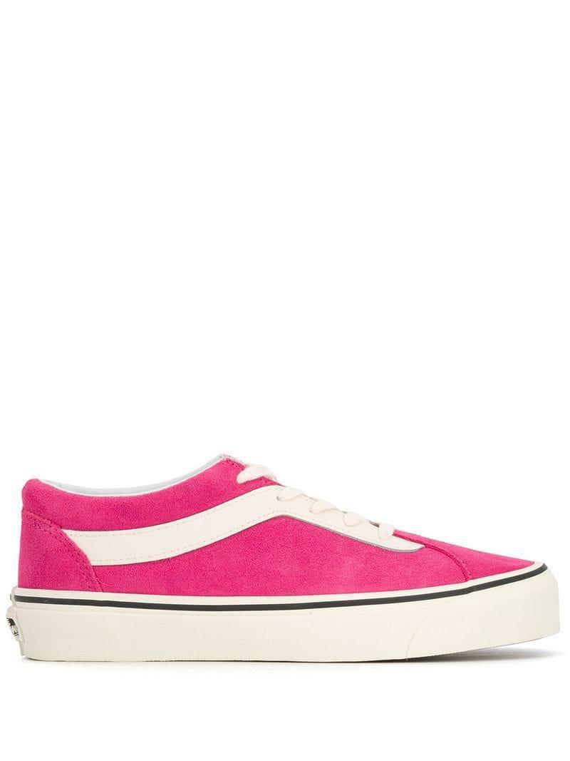 b71323894b18 Vans Old Skool Sneakers in Pink - Lyst