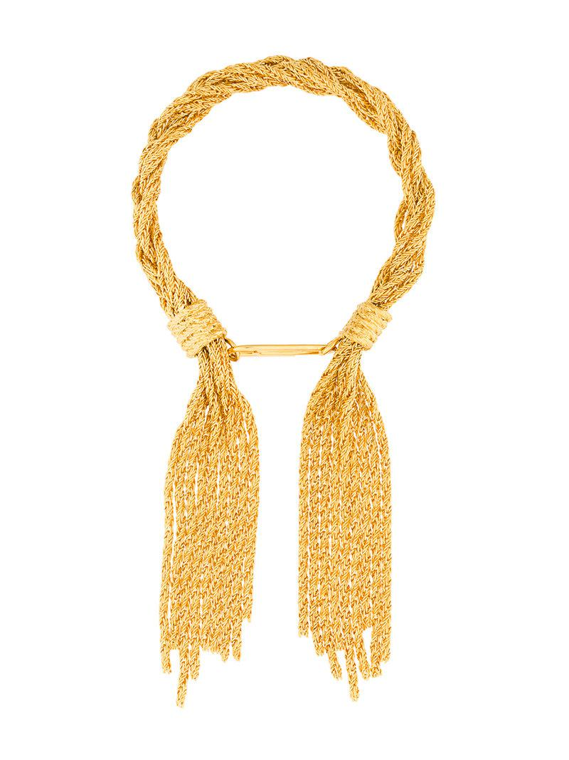 rope bracelet - Metallic Aur KzS13LfPay