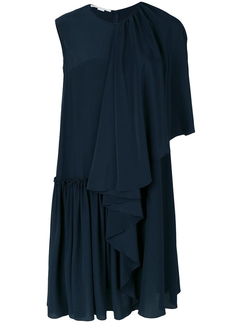 Emanuelle dress - Blue Stella McCartney