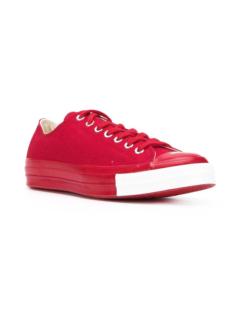 c77994c19cc7 Lyst - Converse X Undercover Chuck 70 Sneakers in Red - Save 42%