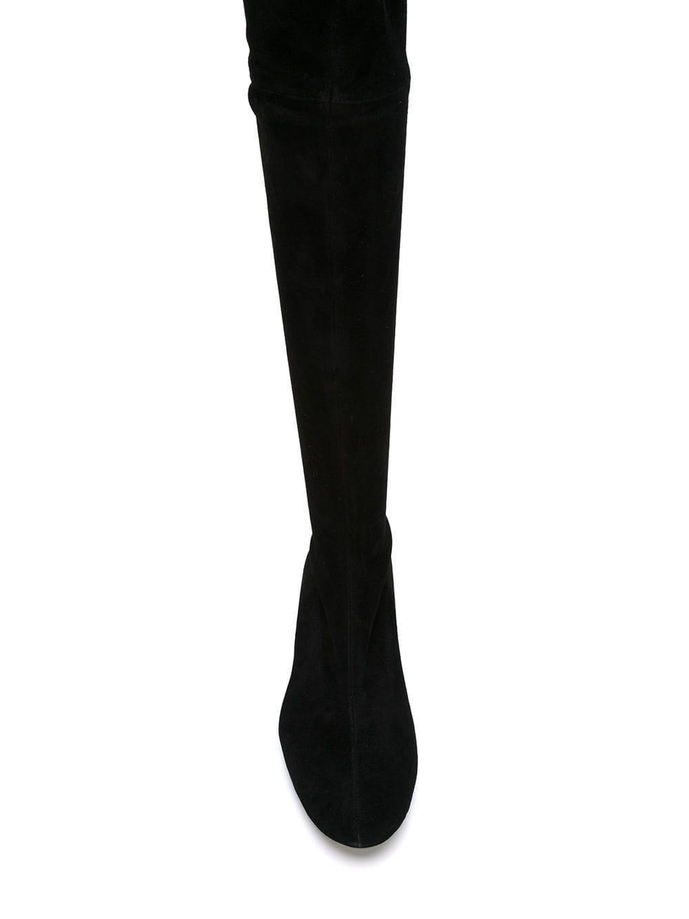 89156b995cd Lyst - Robert Clergerie  Fissa  Boots in Black