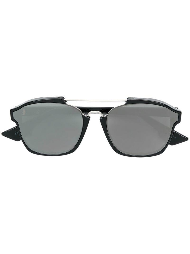 a9ea2bac55 Lyst - Dior Abstract Sunglasses in Black