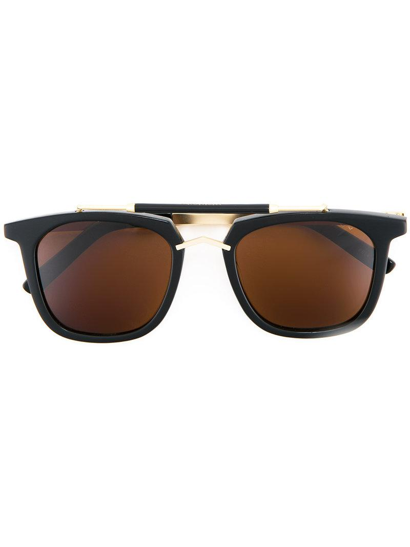 086e9852ca Lyst - Pared Eyewear Camels   Caravans Sunglasses in Black