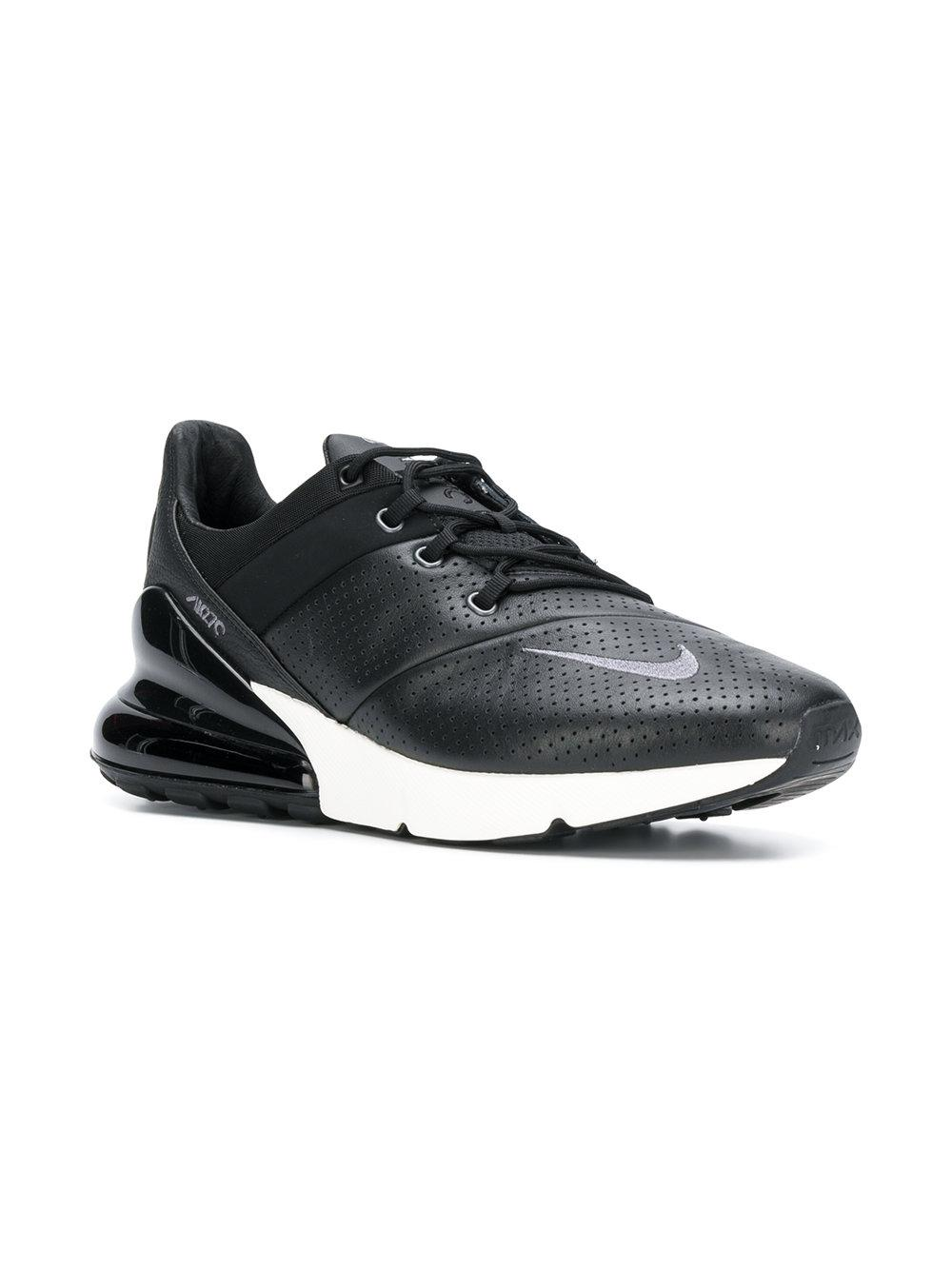 the best attitude 6bd2f 6ad9f Nike Airmax 270 Trainers in Black for Men - Lyst
