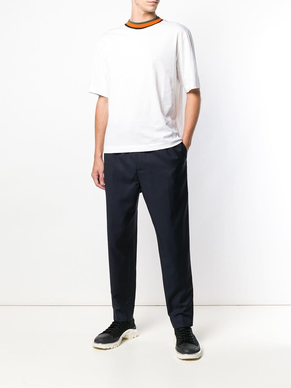 Hombre Etudes Pantalones Jalousie De Studio Lyst Blue X4qxw674U