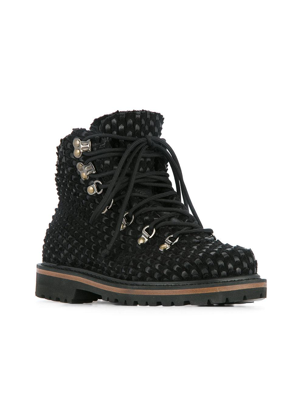 2731fe7f75c7 Peter Non Arctic Mountain Boots in Black - Lyst