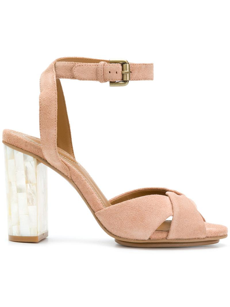 ankle strap sandals - Pink & Purple See By Chlo oae1pUx