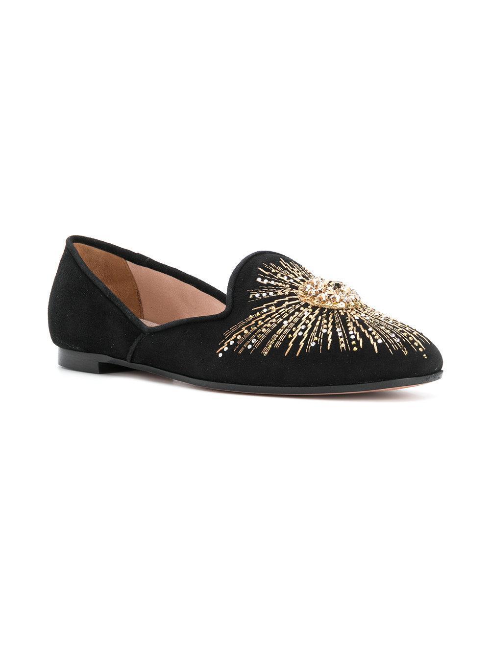 Sunlight loafers - Black Aquazzura k2ko7uXzC1