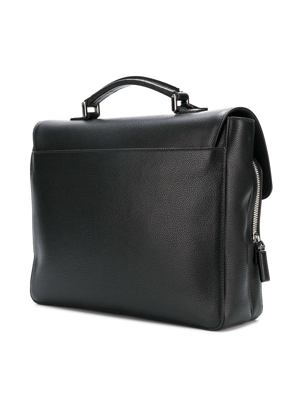 317167010bda ... wholesale lyst prada laptop bag in black for men 3e959 3d03b