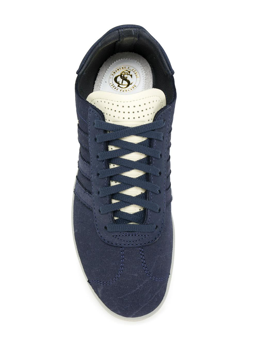 best sneakers 2b0ba 7a233 Gallery. Previously sold at Farfetch · Mens Adidas Gazelle ...