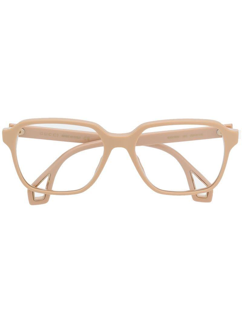 2ada177a16 Gucci. Women s Square Frame Glasses