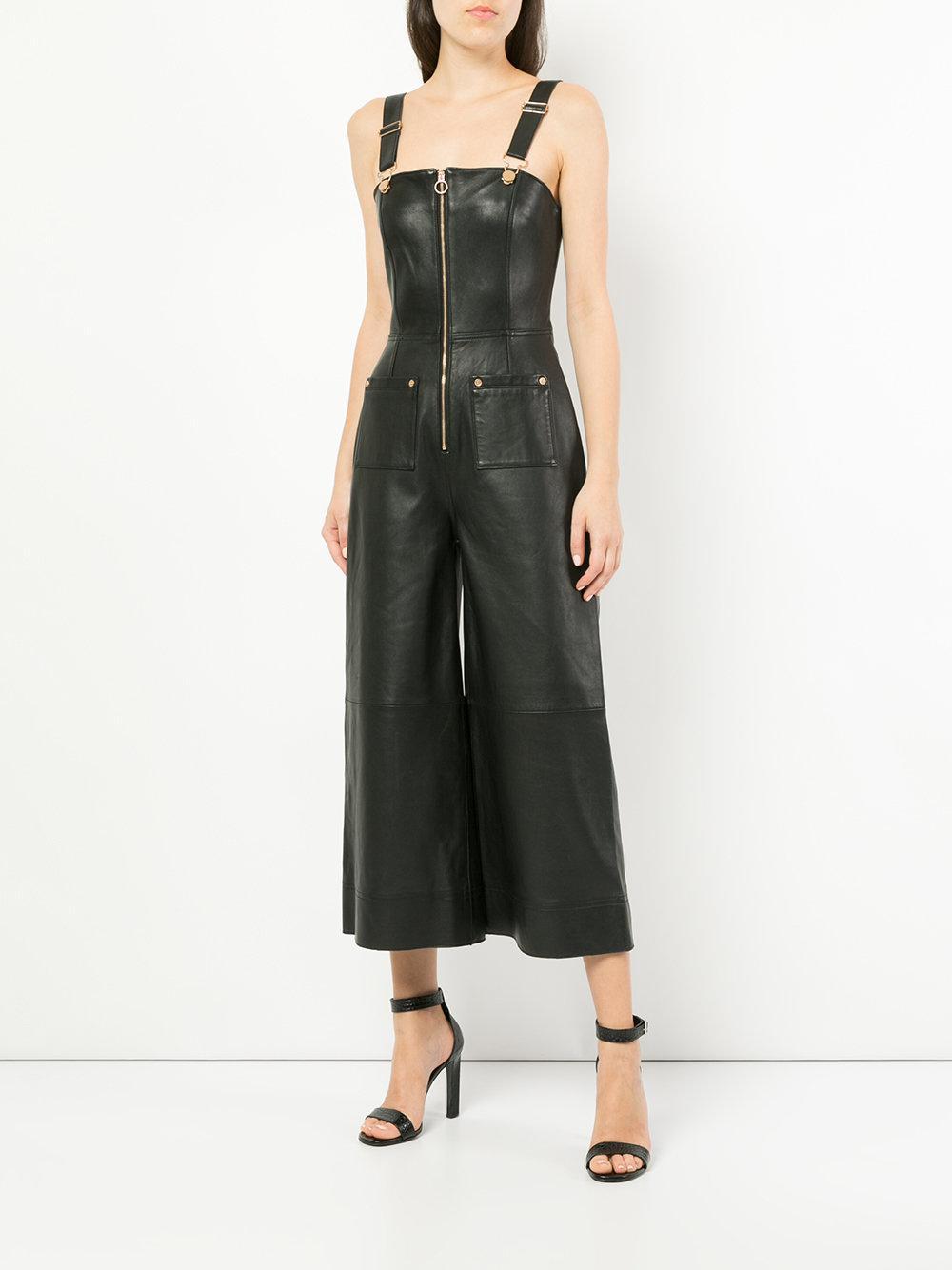 ca9ce301eda4 Lyst - Alice McCALL Heartbreaker Jumpsuit in Black