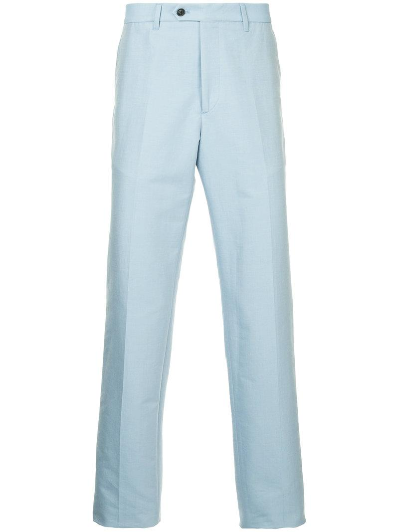 straight leg jeans - Blue Gieves & Hawkes Get The Latest Fashion Manchester Cheap Online pOI9kiZp4