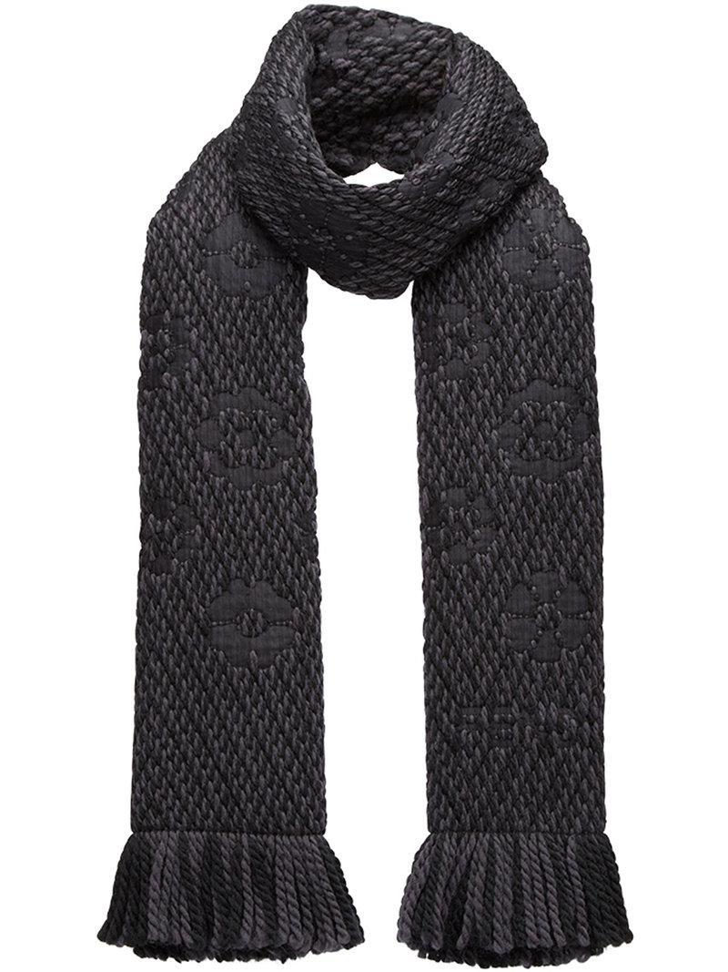 920af51a0 sale fendi scarf grey marble afdec 46b31