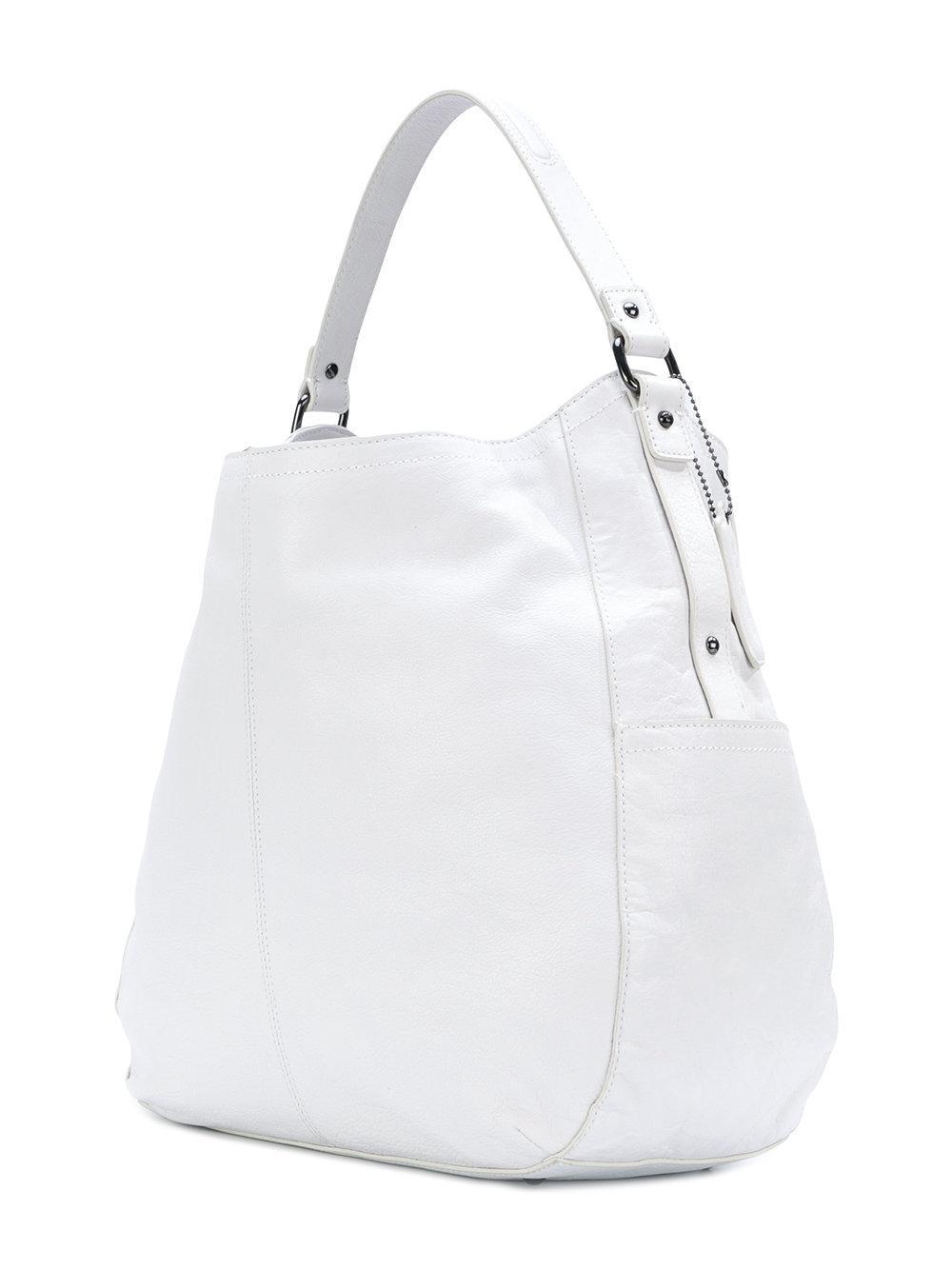 2954ec7177d4de Juicy Couture Ms Pippa Hobo Bag in White - Lyst