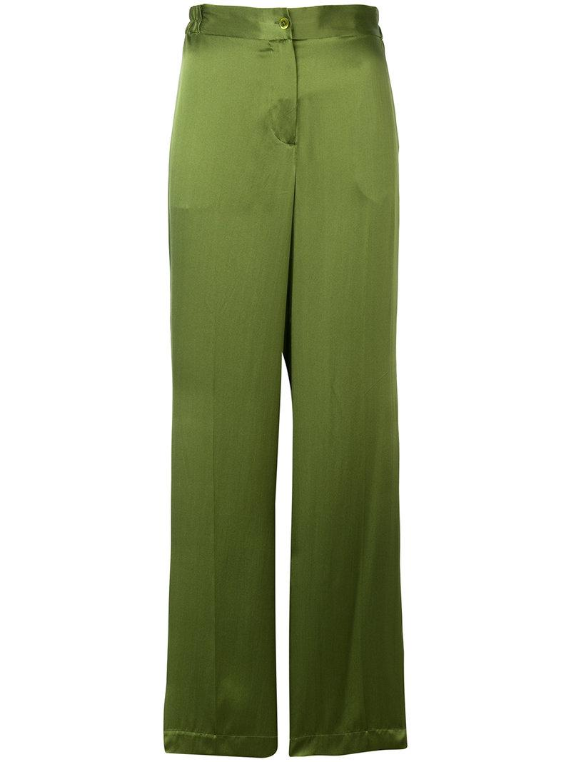 TROUSERS - 3/4-length trousers Kate Moss for Equipment Aq0QsT4A1