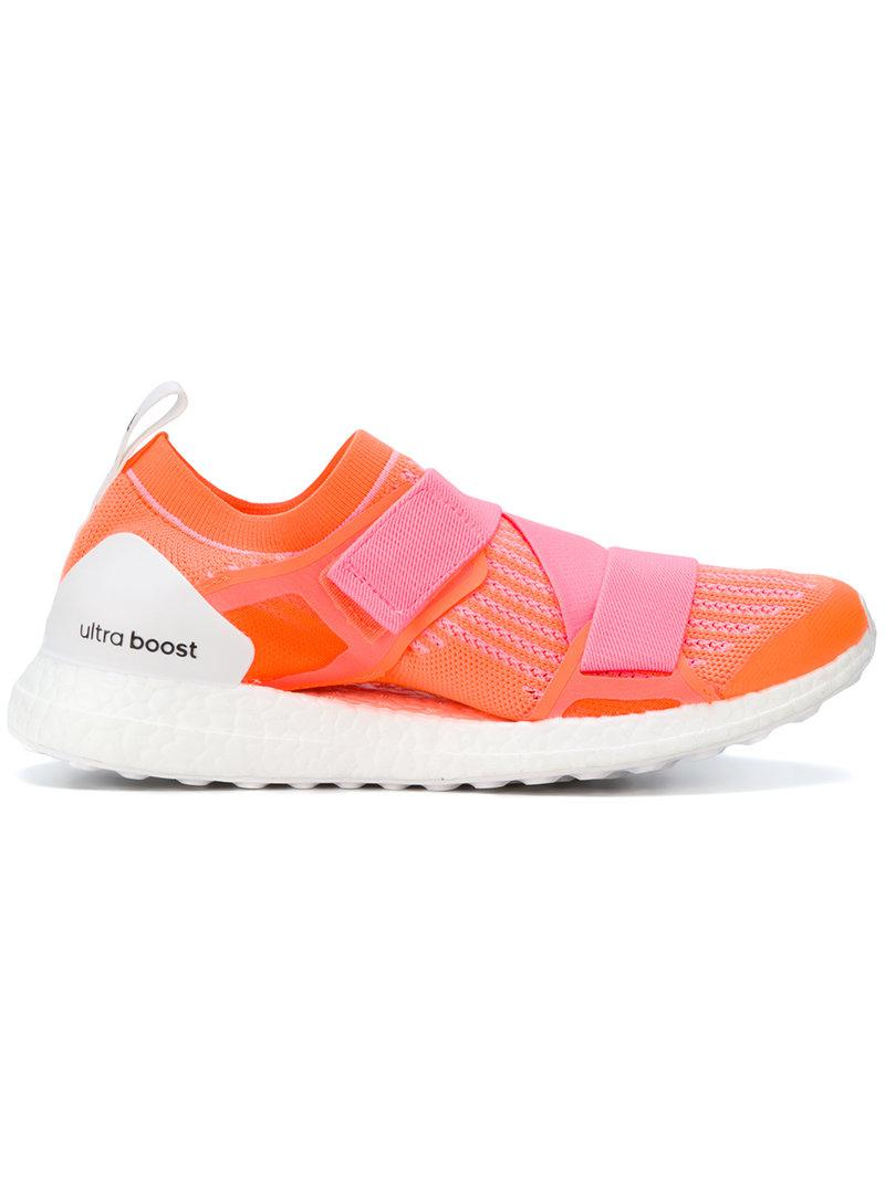Ultra Boost Glow Sneakers - Yellow & Orange adidas 6qx5bTYOq