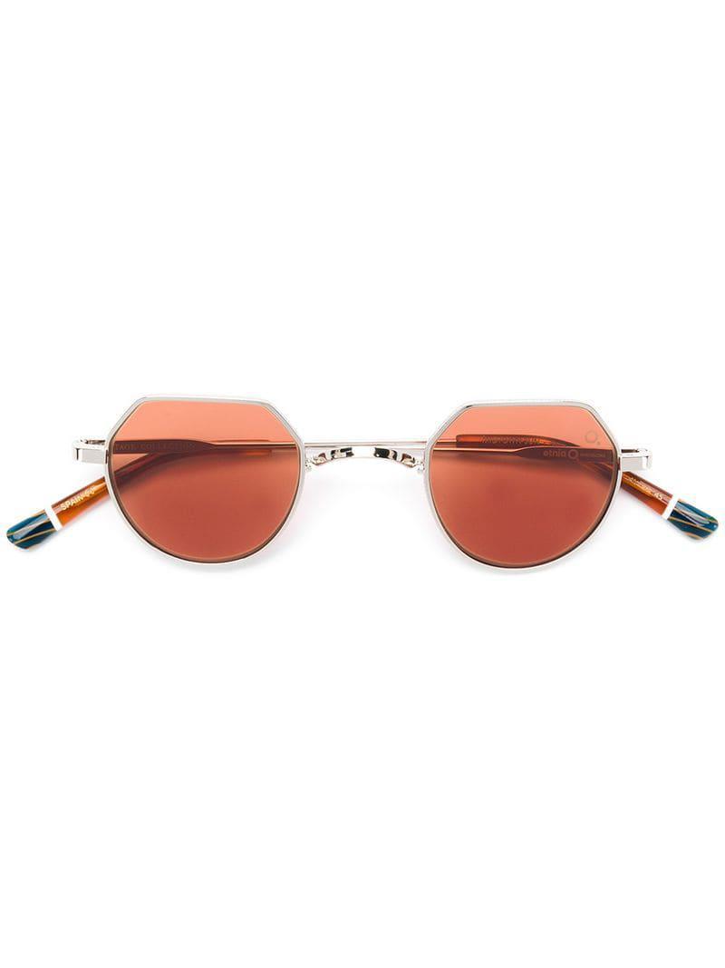 df917584962dd Lyst - Lunettes de soleil Midtown Etnia Barcelona en coloris Orange