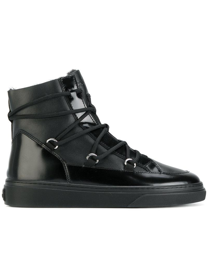 Hogan criss-cross lace boots pictures sale online buy cheap looking for buy cheap visa payment 64E28R