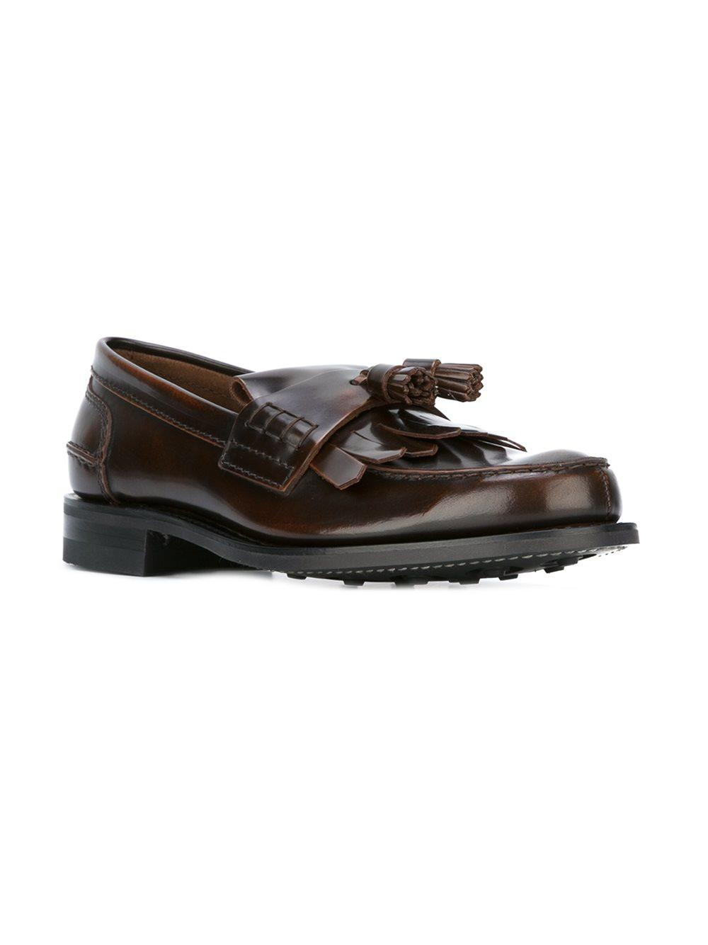 6aadc5c8bc0 Lyst - Church s Oreham Loafers in Brown for Men - Save 19.841269841269835%