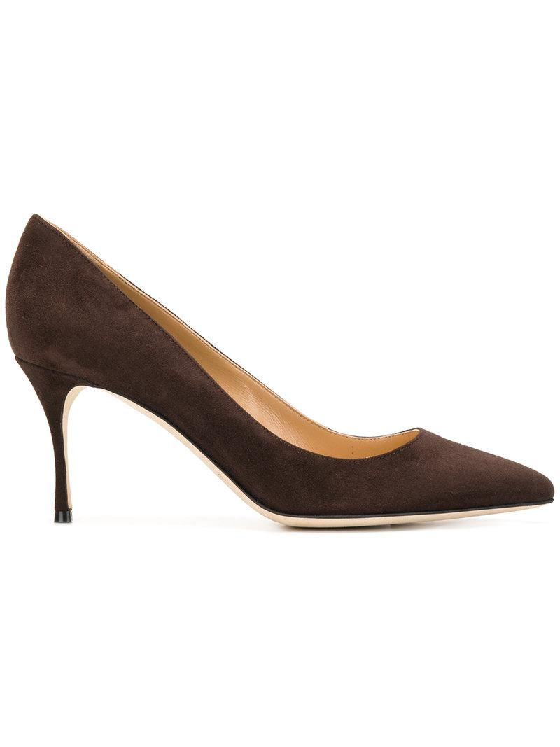 Sergio Rossi classic pointed pumps cheap sale get authentic AkxHWPBRgH