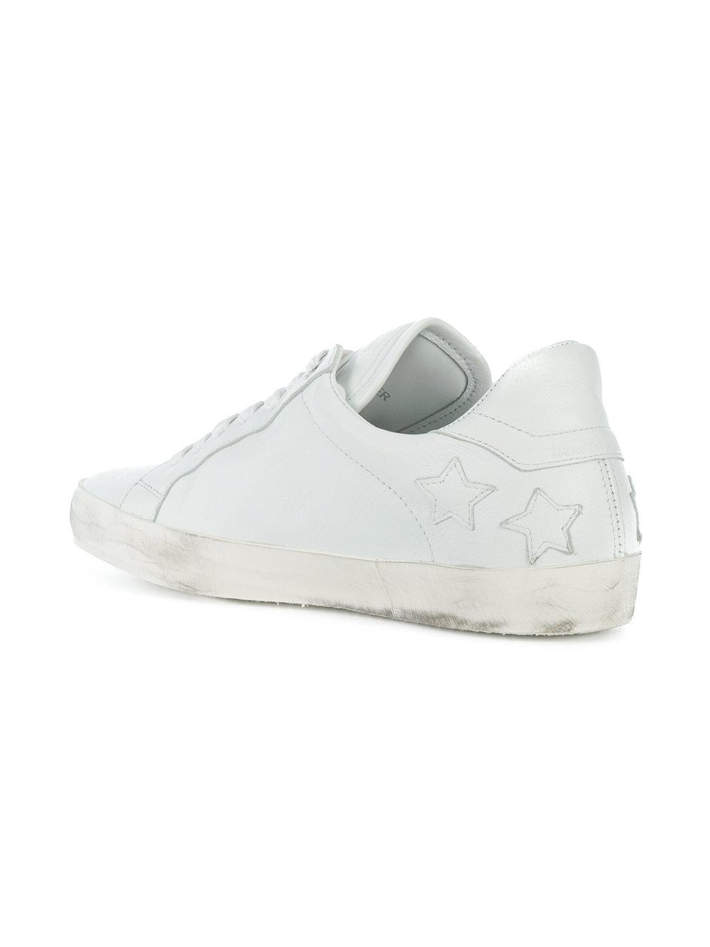 7f3e7ae087c Voltaire Patches Lyst In White Sneakers Zadigamp  Star LqUzMGjSVp
