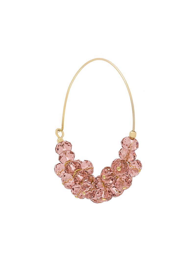 Polly bead earrings - Metallic Isabel Marant BRI6aGXhH5