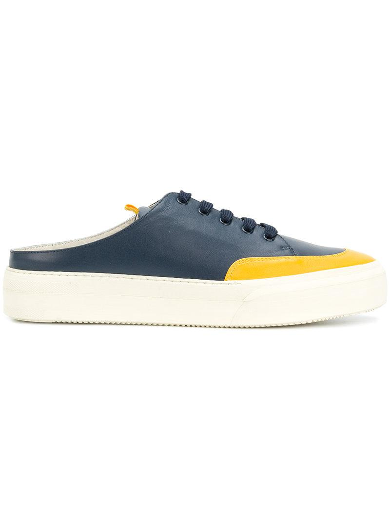 pick a best sale online sale classic Sunnei colour block sneakers buy cheap with credit card sale finishline a513YAoT