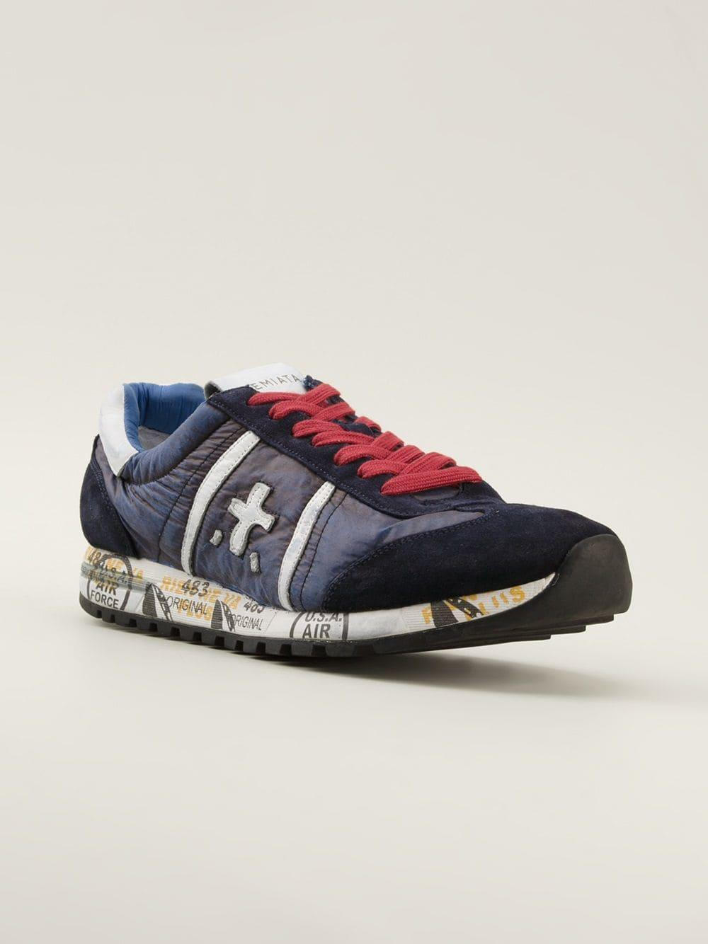 new style 5ba5d aa591 premiata-Blue-lucy-Sneakers.jpeg