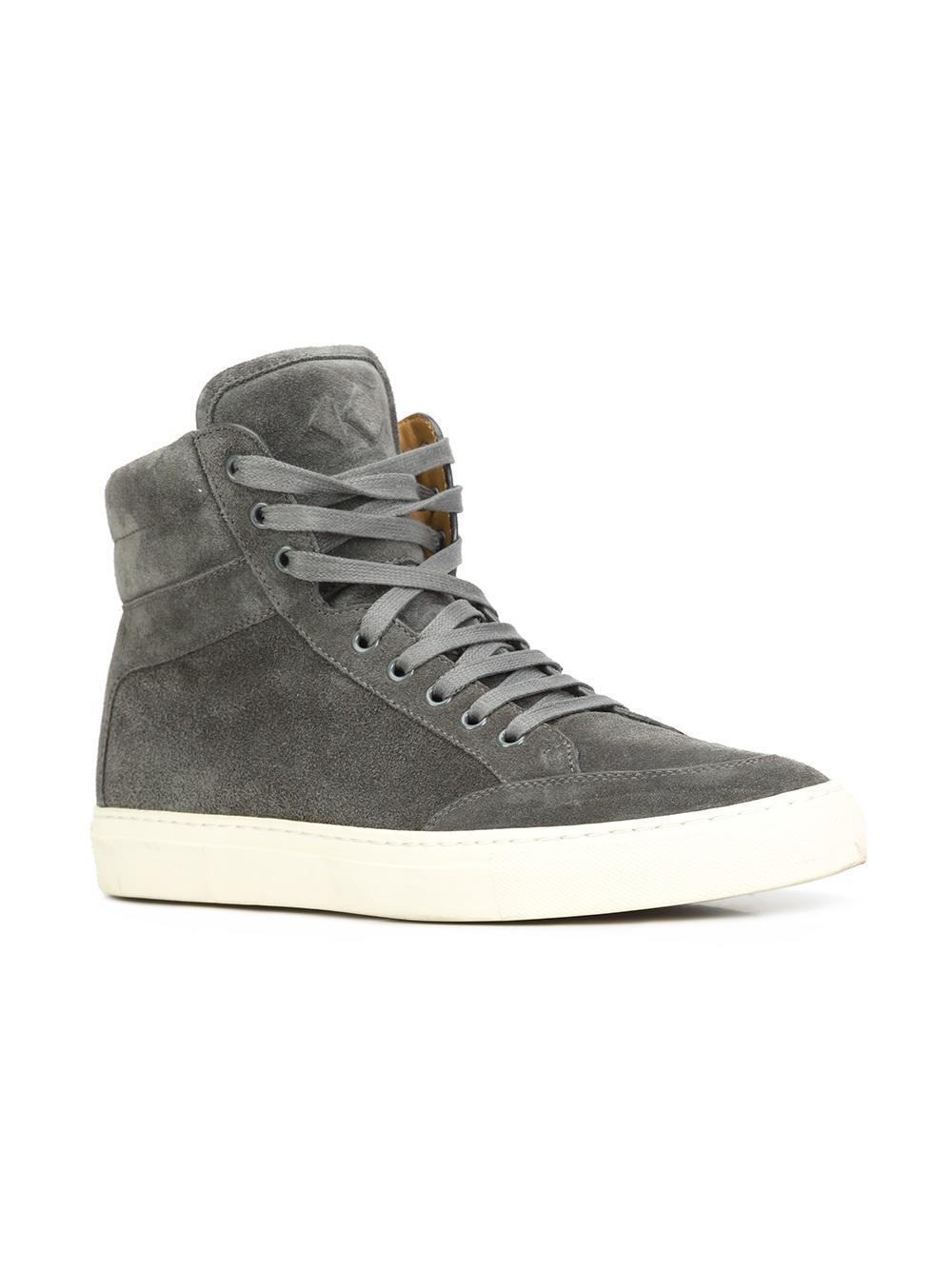Primo Roccia hi-top sneakers - Grey KOIO bMa6o4HCQ5