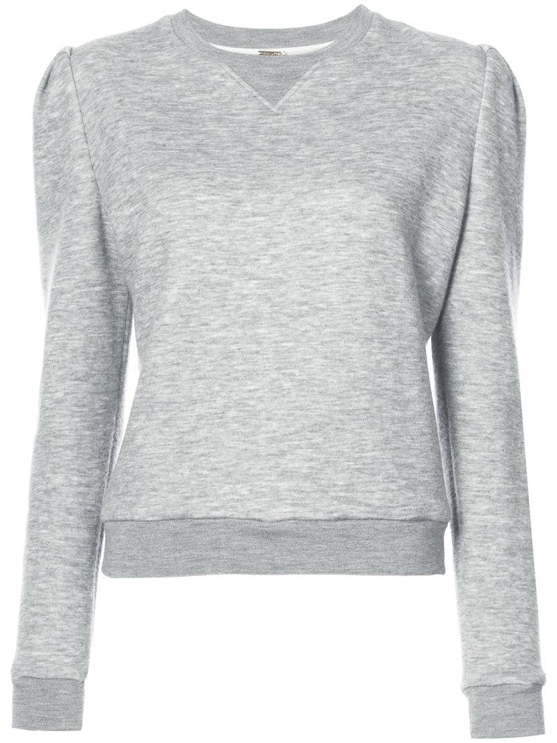 Free Shipping Brand New Unisex Adam Lippes Woman Ribbed-knit Merino Wool And Cashmere-blend Top Light Gray Size S Adam Lippes 2018 Cheap Price Clearance Low Shipping Pictures Cheap Online 0QycziX49g