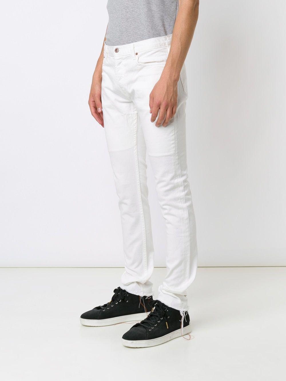 Lyst Mr Completely Wembley Skinny Jeans In White For Men