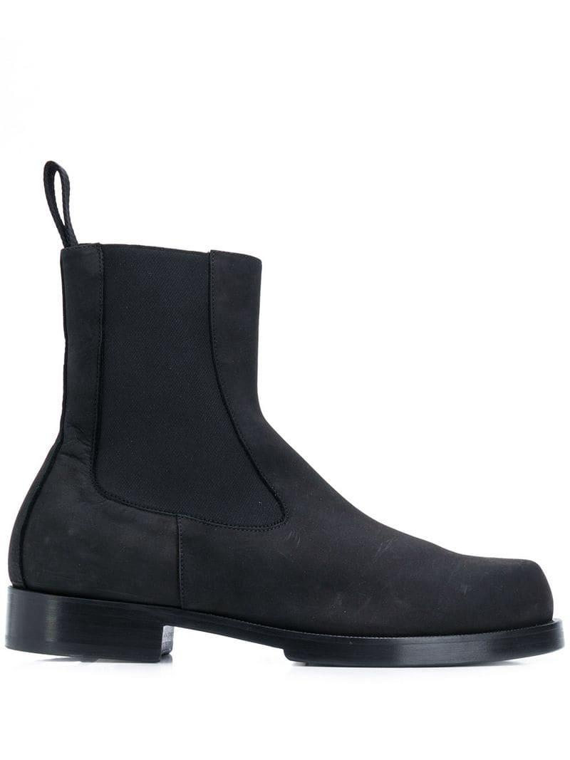 Lyst - 1017 ALYX 9SM Removable Sole Detail Boots in Black for Men 8c49bcccb04