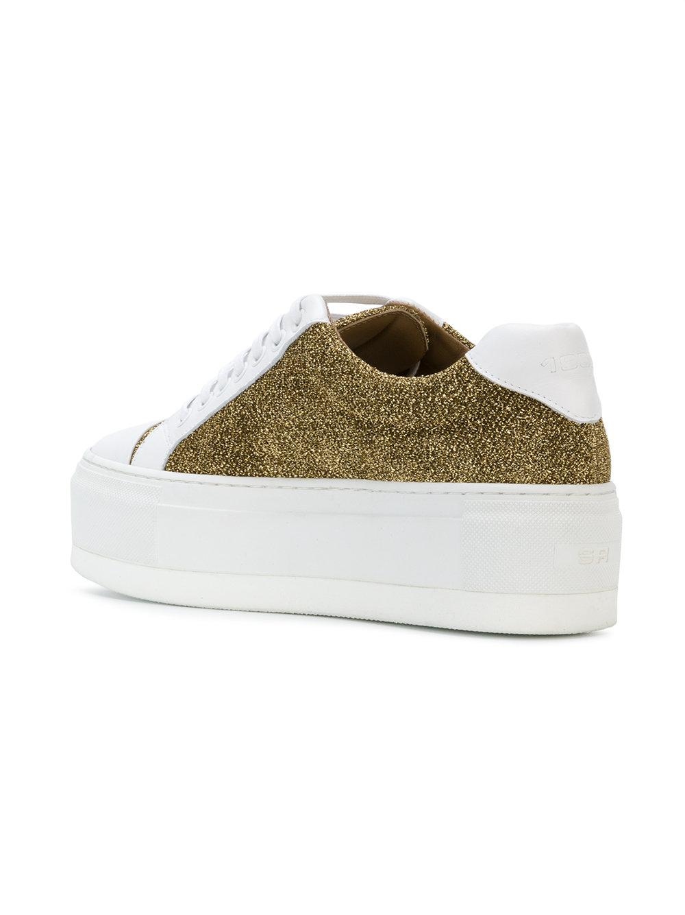 cheap sale good selling Sonia Rykiel Lurex sneakers really for sale discount websites websites cheap online footlocker finishline cheap price ZrN1EM